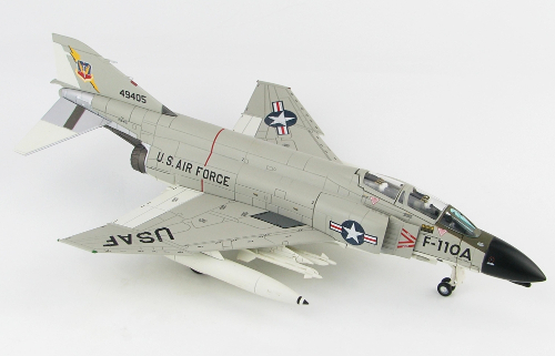 Hobby Master HA19005 McDonnell Douglas F-110A Spectre, TAC, Langley AFB, 1962