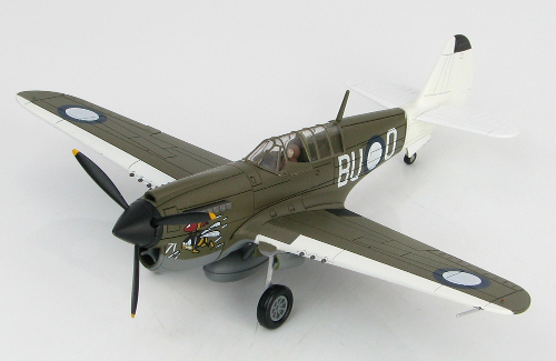 "Hobby Master HA5505 Curtiss P-40N Kittyhawk, No.80 Sqn, RAAF ""Angry Bee"""