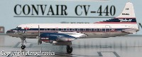 Convair CV-440 Delta Airlines N4809C