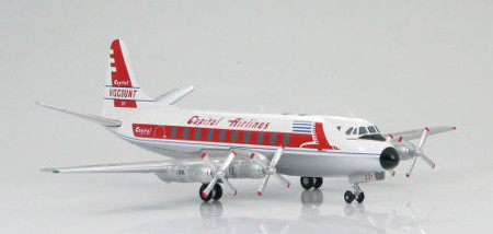Hobby Master HL3003 Vickers Viscount 744 Capital Airlines N7402