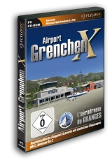 Airport Grenchen X (FSX+P3D)