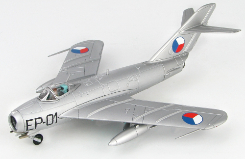 Hobby Master HA5904 MiG-17F Fresco, Czechoslovak Air Force, EP-01, 1957