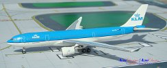 "Airbus A330-203 KLM PH-AOL ""Piccadilly Circus London"""
