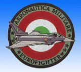 Patch Eurofighter Aeronautica militare