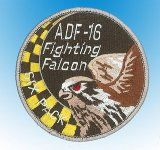 "Pactch ADF-16 Fighting Falcon ""Six Pack"""
