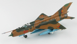 Hobby Master HA0197 Mikoyan-Gurevich MiG-21MF Fishbed , JG-1, Red 511, East Germany