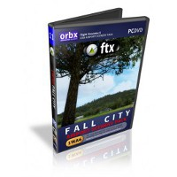 Orbx FTX Fall City Airport (FSX)