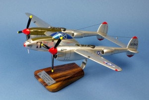 "Lockheed P-38J Lightning ""Major Richard I.Bong"""