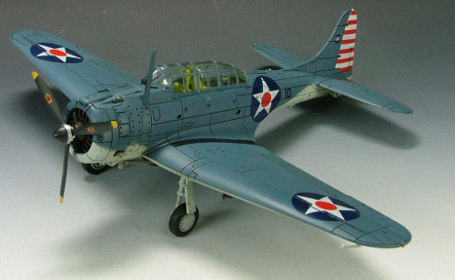 Hobby Master HA0112 Douglas SBD-3 Dauntless, VS-5 USS Yorktown Battle of Coral Sea