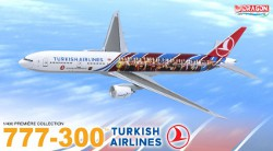 "Boeing 777-300 Turkish Airlines ""Official Sponsor of FCB"""