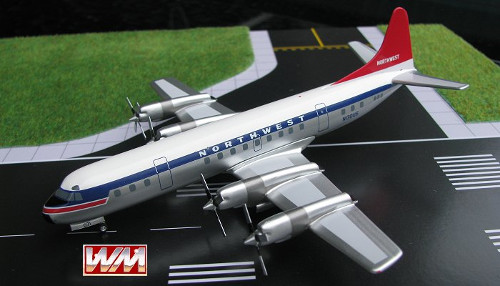 Western Models Lockheed L-188 Electra Northwest N130US