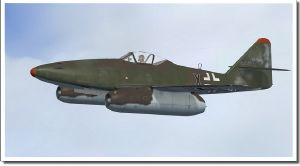Flight1 Messerschmitt Me262 (FSX+FS9)