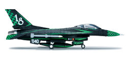 "Lockheed F-16A Fighting Falcon ""37 Stormo Green Lightning"""