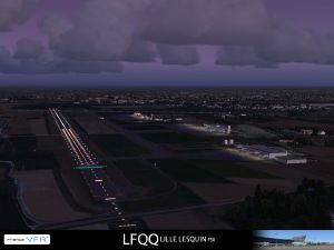 France VFR LFQQ Edition DVD (FS9/FSX)