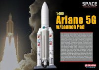Ariane 5G + Launch Pad
