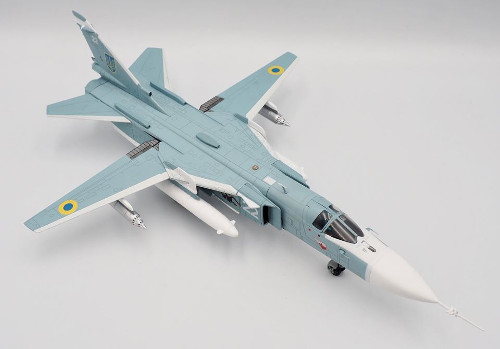 Calibre Wings Sukhoï Su-24M Fencer, Ukrainian Air Force, White 22, Ukraine, 2008