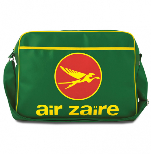 Flight Bag Air Zaïre ( Vert )