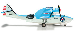 Herpa 555661 Consolidated PBY-5A Catalina Fantasy of Flight Museum N96UC