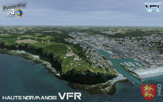 France vfr haute normandie vfr fsx - Haute normandie mobel ...