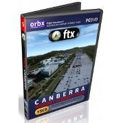 Orbx FTX Canberra Airport (FSX)