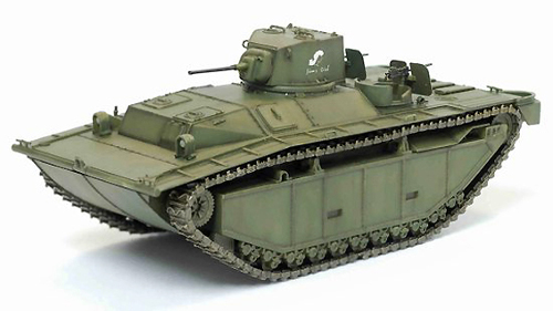 Dragon Armor 60424 LVT-(A)1, 708th Amphibious Tank Battalion, Ryukyus 1945