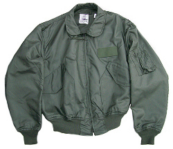 Blouson Aviateur CWU-36P Flyer's Jacket Green