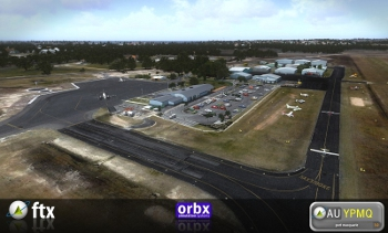 Orbx FTX YPMQ Port Macquarie (FSX)