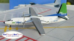 Fokker F-27 Air West N2772R