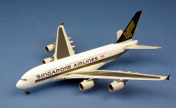 Apollo 400 Airbus A380-800 Singapore Airlines 9V-SKS