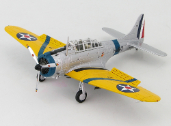 Hobby Master HA0172 Douglas SBD-1 Dauntless, VBM-1, The Crying Red Asse, 1940