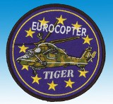 Patch Eurocopter EC-665 Tiger