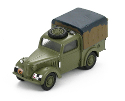 Hobby Master HG1305 British Light Utility Car M1136086 No.1 TCMT, Camberley, UK 1945