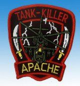 Patch  Tank killer Apache
