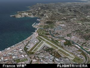 France VFR Flight Riviera Edition DVD (FSX / FS2004)