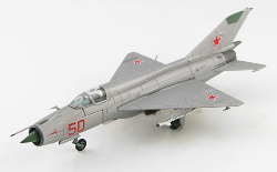 Hobby Master HA0152 Mikoyan-Gurevich MiG-21PFM Fishbed, Soviet Air Force, Red 50