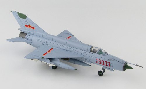 Hobby Master HA0199 Chengdu J-7IIIA, 15th Fighter Div, Red 25003, Huairen AB, 1997