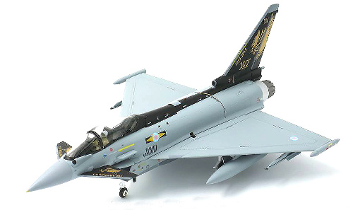 JC Wings Eurofighter Typhoon FGR.Mk 4, No.11 Sqn 'Squadron 100th Anniversary""