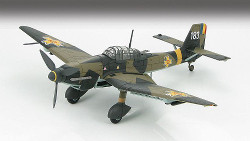 Hobby Master HA0155 Junkers Ju-87D-3 Stuka, Royal Romanian Air Force Jassi, 1943