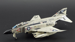 Air commander McDonnell Douglas F-4J Phantom II, VF-96 Fighting Falcons, Showtime 100 NG100