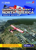 Flight1 Ground Environment X - North America World Edition (FSX)