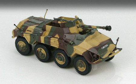 Hobby Master HG4303 Sd.Kfz.234/4 Puma, Fall of the Reich, Battle for Berlin, May 1945