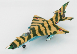 "Hobby Master HA0188 MiG-21FL Fishbed, Syrian Arab Air Force, 1970 ""1411"""