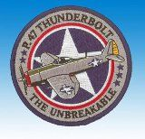 Patch  P-47D Thunderbolt