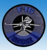 Patch F-16 RECCE