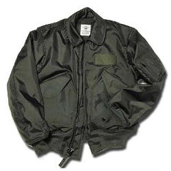 Blouson Aviateur CWU-36P Flyer's Jacket Black