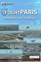France VFR Flight Paris Edition DVD (FSX / FS2004)