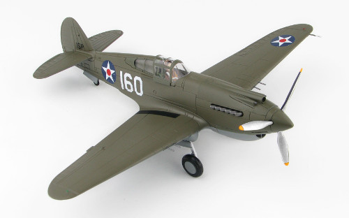 Hobby Master HA9201 Curtiss P-40B Warhawk, 15th PG, 47th PS, Pearl Harbor, 1941