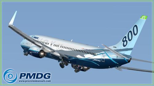 PMDG 737 NGX for P3D V4