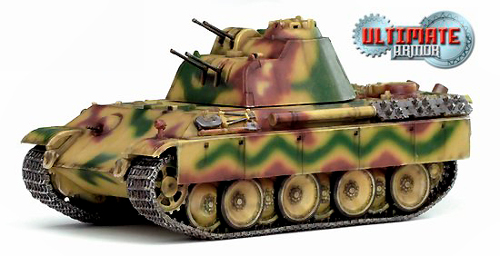 Dragon Armor 60644 Flakpanzer 341 mit 2cm Flakvierling, Germany, 1945