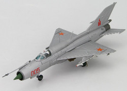 "Hobby Master HA0184 MiG-21PFM Fishbed, Mongolian Air Force, ""Red 005"""